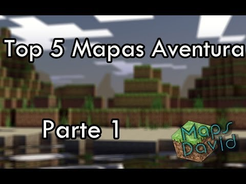 Minecraft Top 5: Mapas Aventura #1