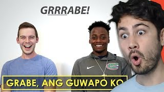 Americans Speaking Filipino (Tagalog) Reaction