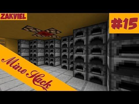 Майнхак - Эпизод 15: Многофункциональный склад!