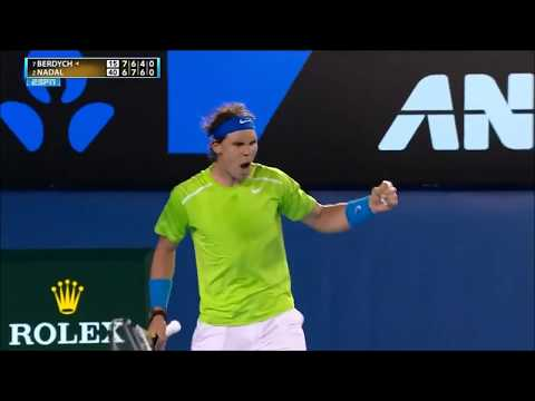 RAFAEL NADAL ★ BEST POINTS ★ HD