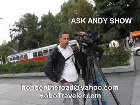 Impromptu Razzing of Al Jazeera Camera People in Sarajevo
