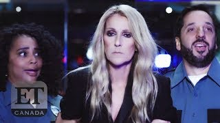 Celine Dion Gets Arrested In Clothing Line Ad