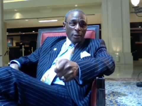 C. Gregory Turner Esq. on South African Economic Development from Washington DC