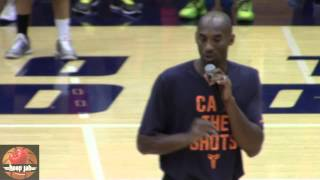Kobe Bryant to teach 2015 campers the triangle offense.