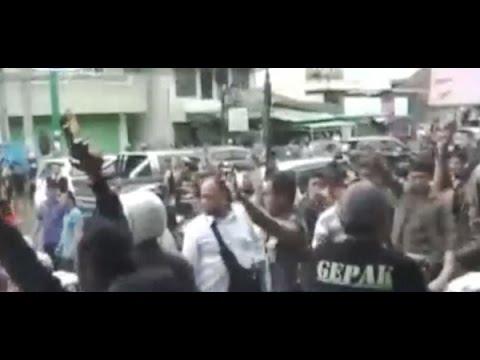 Bentrok, Warga vs Gerakan Pemuda Asli Kalimantan (GEPAK) di Samarinda