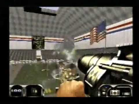 An old Shaft Parody with Duke Nukem 1997