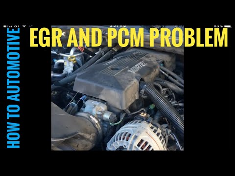 How to Diagnose the EGR Valve on a Chevy Suburban with a 5.3 L Engine