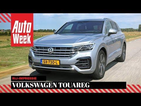 Volkswagen Touareg (2018) - AutoWeek review - English subtitles