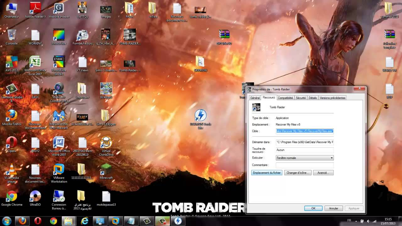 T l charger et installer tomb raider pc jeu complet - Telecharger daemon tools lite gratuit francais ...