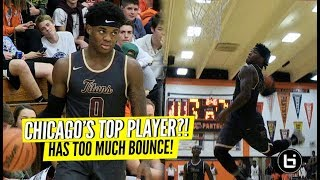 Chicago's Toughest Guard Has TOO MUCH BOUNCE! Markese Jacobs WINDMILLS WITH EASE! 41 Points!