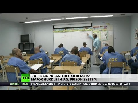 Brutality behind bars: School & job training out of reach for many inmates