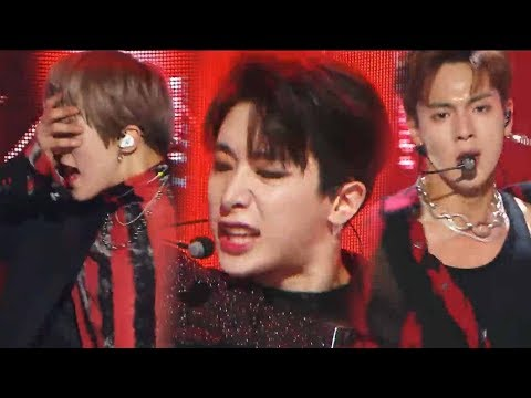 [Comeback Stage] MONSTA X - Shoot Out , 몬스타엑스 -  Shoot Out Show Music Core 20181103