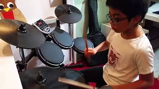 Numb (Linkin Park) Drum Cover By Mark Justine Pacion