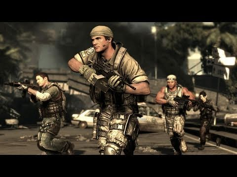 SOCOM 4: Co-op Multiplayer Video Preview