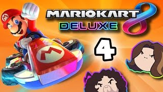 Mario Kart 8 Deluxe: Coinage - PART 4 - Game Grumps VS