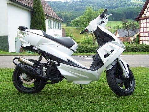 Pegasus R50X Ein Traum in Schwarz Weiß