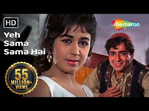 Yeh Sama Sama Hai Ye Pyar Ka - Shashi Kapoor - Nanda - Jab Jab...