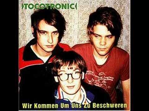 Tocotronic - Die Sache Mit Der Team Dresch Platte