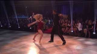 Dancing with the stars - Lindsey Stirling (crystallize) DWTS 04-30-2013 HD