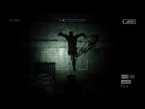 Outlast HD 40 Fucking Minutes of PURE HORROR SEX!