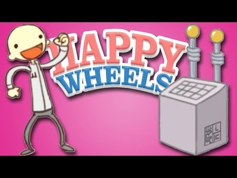 ВПЕРЕД В ПРОШЛОЕ | Happy Wheels