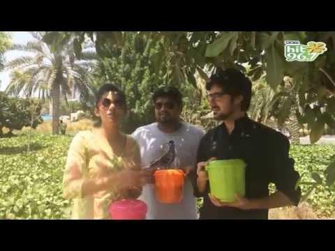Hit 967 Rice Bucket Challenge