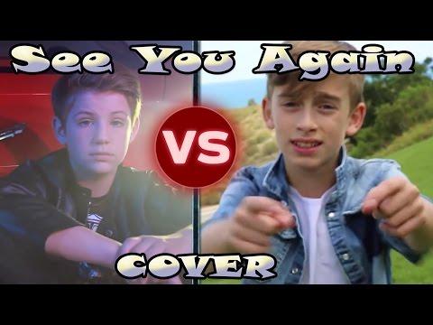 MattyBRaps & Johnny Orlando (See You Again - Cover)