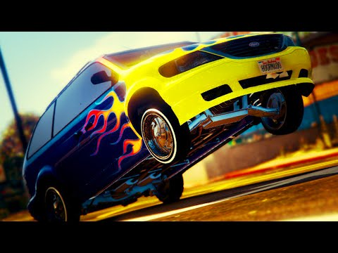 GTA 5 Online - CUSTOMIZING 3 NEW HIDDEN CARS! Sabre GT. Tornado & Minivan (GTA 5 SECRET DLC)