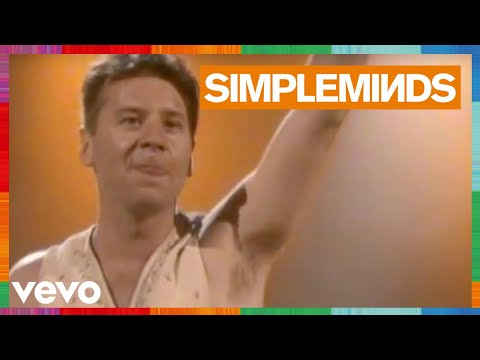 Simple Minds - Kick It In (Live)