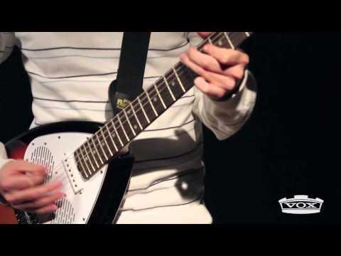 VOX Apache - la guitare vintage moderne ! (La Boite Noire)