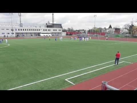 Sestřih branek U15 FCB - Sigma Olomouc 1:2 (1:0)