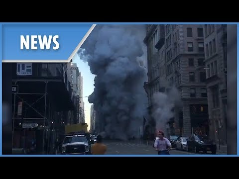 "BREAKING: ""Explosion"" reported in New York"