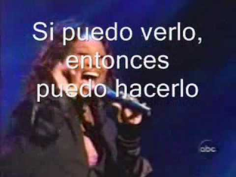 Yolanda Adams-i Believe I Can Fly-subtitulos Español- video
