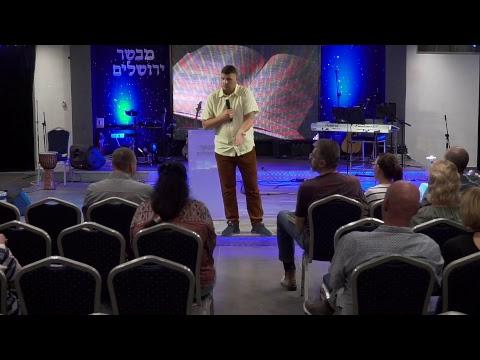 19-10-18 Основное служение в Ришон  Ле-Цион Ведёт: Андрей Чернов