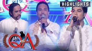 Ryan Rems, Eric, and Eris deliver their witty introductions | It's Showtime Mr Q and A