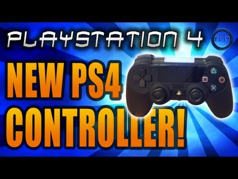 Playstation 4 News! - New PS4 Controller! Sony Feb 20th Event! - (Black Ops 2 Gameplay)