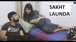 When sakht launda shares a flat with hot girl Part 2 | Idiotic Launda Ft Rahul Sehrawat