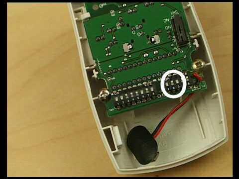 Installing Pir Motion Sensor For Response Wireless
