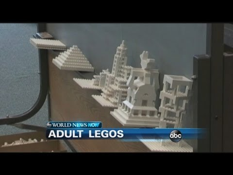 WEBCAST: Legos for Adults!