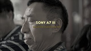 Sony a7 III: Correcting Magenta Cast