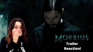 Morbius Trailer Reaction!