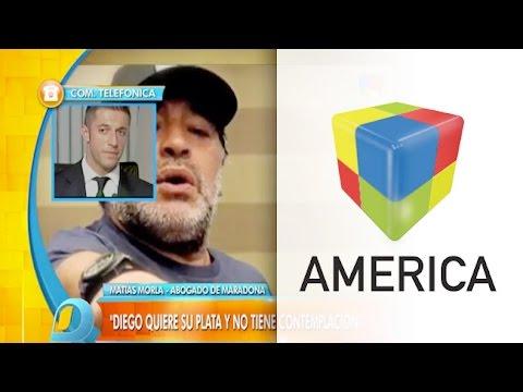 Diego Maradona vs. Claudia Villafañe: ¿A quién apoya Dalma?