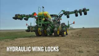 Introducing the New John Deere MaxEmerge 5e, Row-Unit Options, and 1725 Planter Models