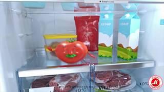 Холодильники с нижней морозильной камерой Bosch VitaFresh