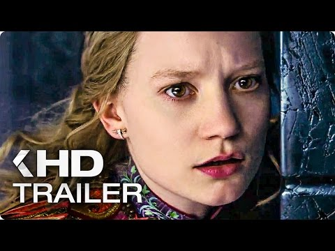 ALICE IM WUNDERLAND 2 Trailer 3 German Deutsch (2016)