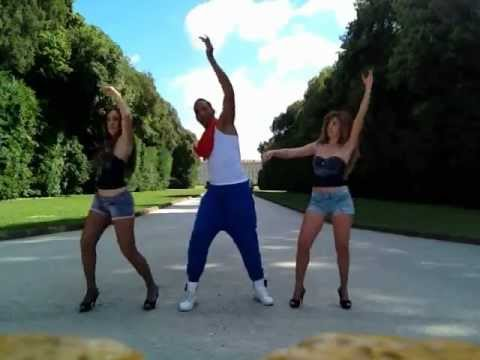 Pitbull - Manos Pa' Arriba Choreografia Original video