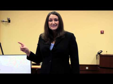 Kristen Johnson Demonstrates Effective Closing Argument Techniques