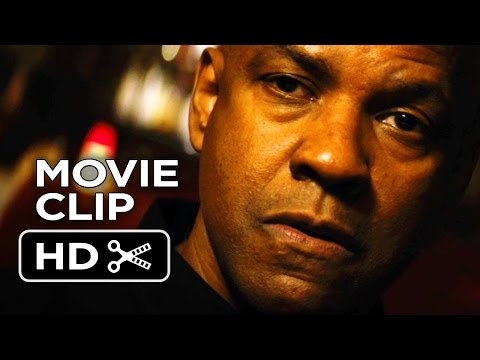 The Equalizer Movie CLIP- Make An Exception (2014) - Denzel Washington Movie HD