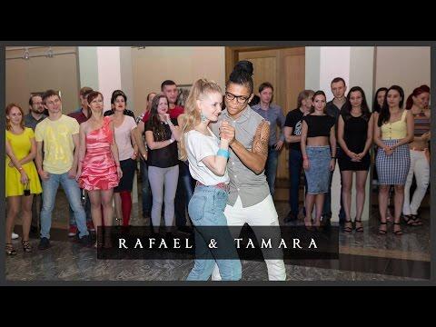 Rafael & Tamara - Urban Kizomba Dance on iKiz (HD 720p60 - 2016) streaming vf
