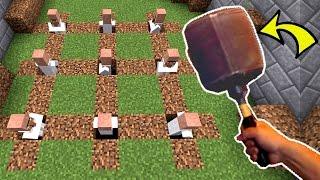 Minecraft: WHACK A VILLAGER!!! - Asleep 2 - Custom Map [2]